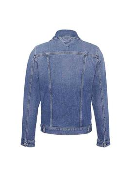 Cazadora Vaquera Tommy Jeans Regular Mujer