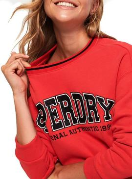 Vestido Superdry Urban Red