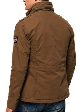 Chaqueta Superdry Rookie Military Rusty