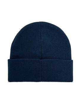 Gorro Tommy Jeans Heritage Azul