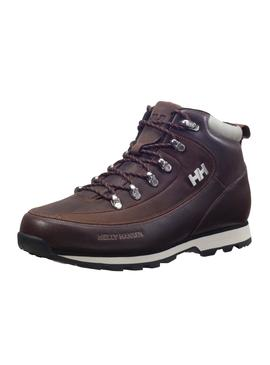 Botas Helly Hansen Forester Marron