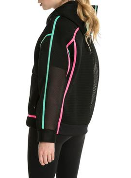 Chaqueta Puma Chase Spacer Black