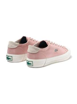 Zapatilla Lacoste Gripshot 120 Rosa Mujer