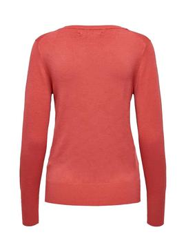 Jesey Only Venice Coral Para Mujer