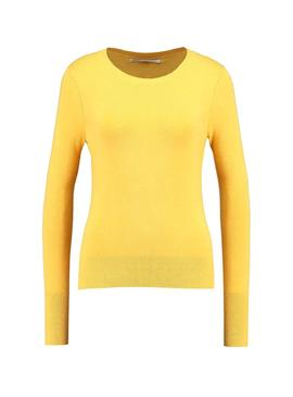 Jersey Only Venice Amarillo Para Mujer