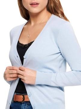 Chaqueta Only Venice Celeste Mujer
