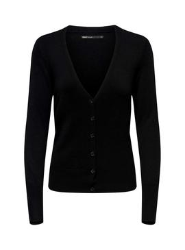 Chaqueta Only Venice Negro Mujer