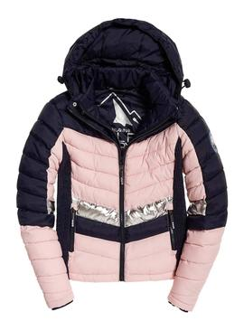 Chaqueta Superdry Offshore Marino Mujer