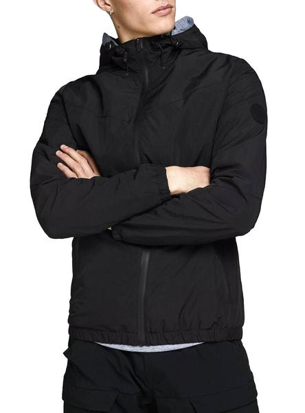 Cazadora Jack and Jones Jcospring Negro Hombre