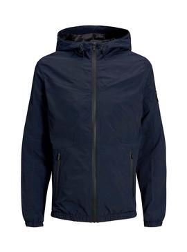 Cazadora Jack and Jones Jcospring Marino Hombre