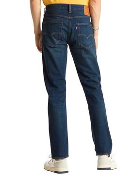Pantalon Vaquero Levis 501 Slim Taper Boared