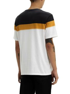 Camiseta Levis The Original Tee Blanco Hombre