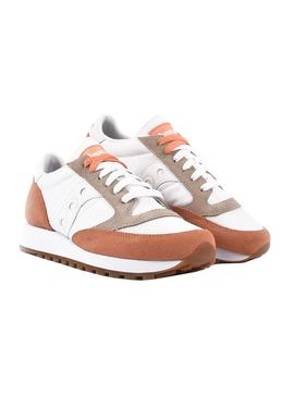 Zapatillas Saucony Jazz Original Vintage Blanco W