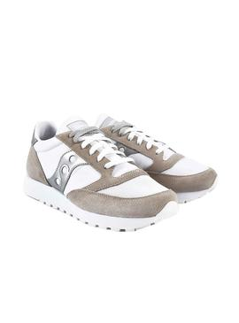 Zapatillas Saucony Jazz Original Vintage Blanco