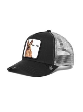 Gorra Goorin Bros Baseball Bad Boy Negro