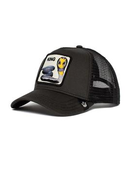 Gorra Goorin Bros Baseball King Cobra Negro