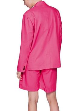 Blazer Pepe Jeans Laly Fucsia para Mujer