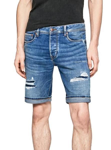 Bermuda Pepe Jeans Stanley para Hombre