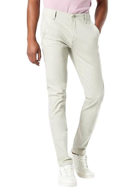 Pantalon Dockers Alpha Blanco Para Hombre