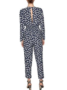 Mono Pepe Jeans Maria Floral Para Mujer