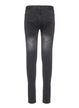 Pantalon Vaquero Name It Clas XSL Gris Niño