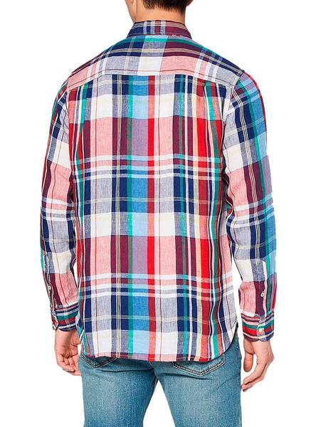 Pepe Jeans Davon Camisa para Hombre