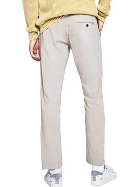 Pantalon Pepe Jeans Charly Beige para Hombre