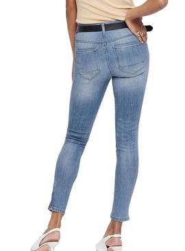 Pantalon Vaquero Only Kendell Light para Mujer