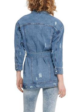 Cazadora Only Jones Denim para Mujer