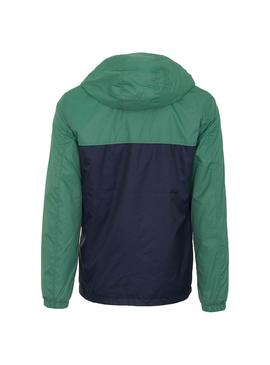 Cazadora Jack and Jones Cott Verde para Hombre