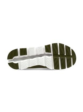 Zapatillas On Running Cloud Hi Camo Para Hombre