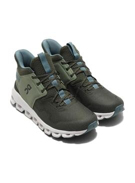 Zapatillas On Running Cloud Hi Edge Fir Hombre