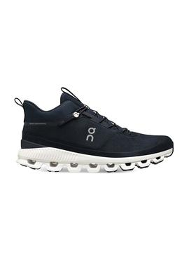 Zapatillas On Running Cloud Hi Navy Para Hombre