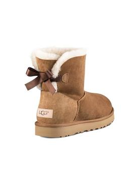 Botas UGG Mini Bailey Bow II Chestnut