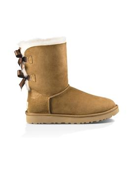 Botas UGG Bailey Bow II Chestnut Para Mujer