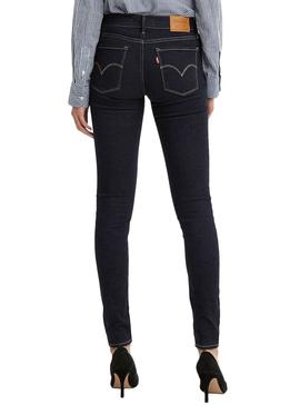 Pantalon Vaquero Levis Innovation Dark para Mujer