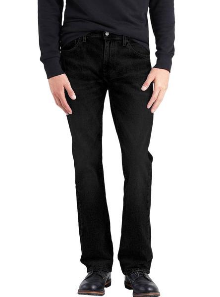 Pantalon Vaquero Levis 527 Negro Para Hombre