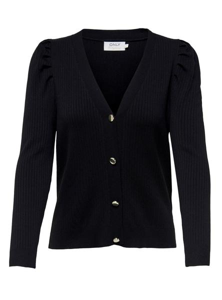 Chaqueta Only Lelly Negro para Mujer