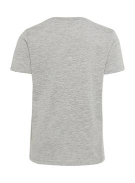 Camiseta Name It NMMERTUS Gris
