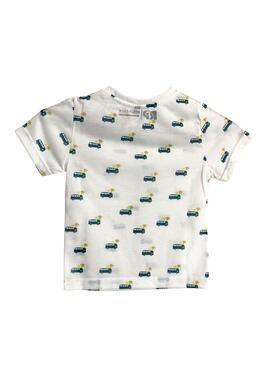 Camiseta Rompiente Clothing Galifornia Blanco Kids