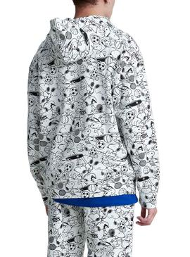 Sudadera Levis Snoopy Graphic Relaxed Hombre
