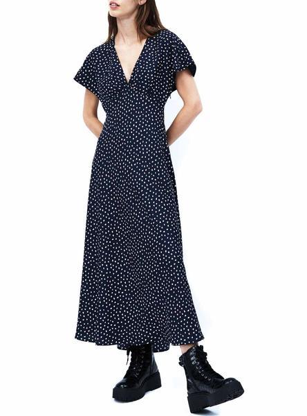 Vestido Pepe Jeans Sara Marino Para Mujer