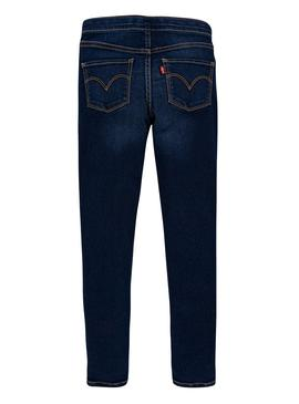 Legging Levis Pull On Denim Oscuro para Niña