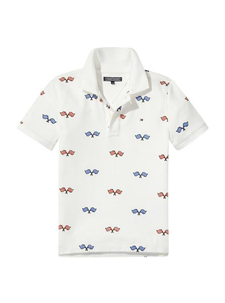 Polo Tommy Hilfiger Checkerboard