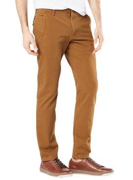 Pantalon Dockers Alpha 360 Camel Para Hombre