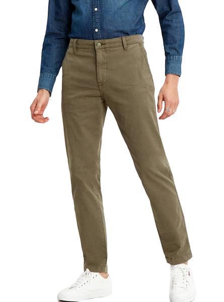 Pantalones Levis Chino Verde Para Hombre