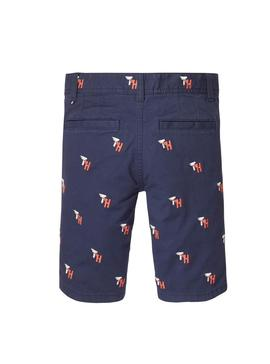 Bermuda Tommy Hilfiger Embroidered