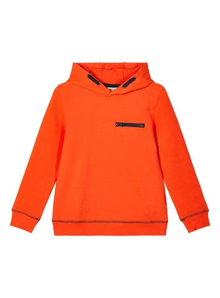 Sudadera Name It Newschool Naranja Para Niño
