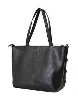 Bolso Pepe Jeans Asier Negro para Mujer