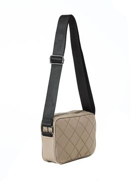 Bolso Pepe Jeans Natalia Beige para Mujer